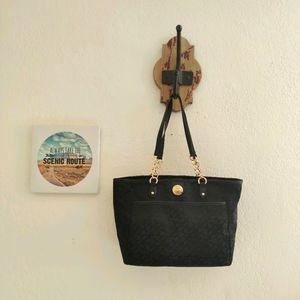 Tommy Hilfiger 💜 Shoulder Bag Gold Chain Purse